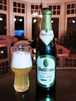 Waldhaus Bier Extra Herb