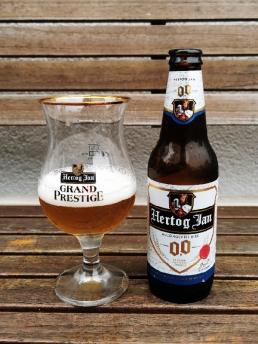 Hertog Jan 0,0 alcoholvrij Bier
