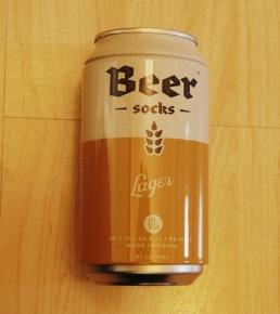 Luckies beer Socks 1