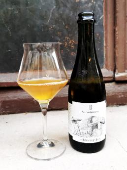 Ü Baccabianca - Italian Grape Ale