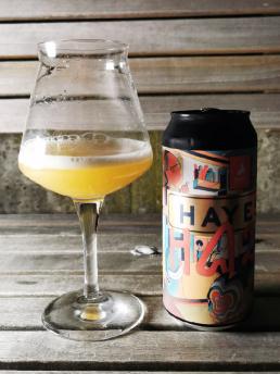 Yankee & Kraut Hayes St Hazy - American Style IPA