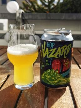 Lobik Brewery hop hazard