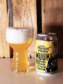 Mukke #011 Pale Ale Hop Demolition