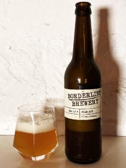 Borderline Brewery Pale Ale