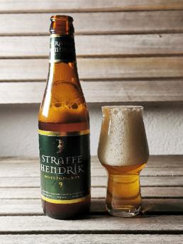 Straffe Hendrik Brugs Tripel Bier