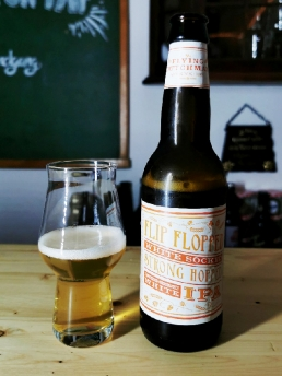 Flying Dutchman Nomad Brewery white ipa