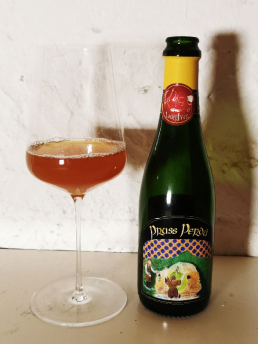Loverbeer Press Perdu 2018 - Wild Sour Aged Fruit Ale