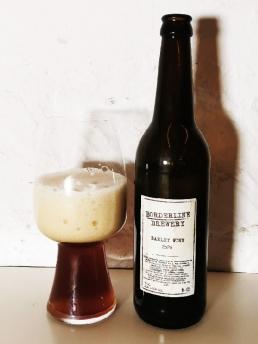 Borderline Brewery Barley Wine 2020