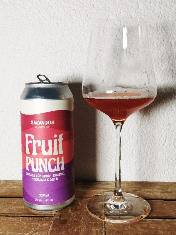 Salvador Brewing Co. - Fruit Punch - Sour Ale
