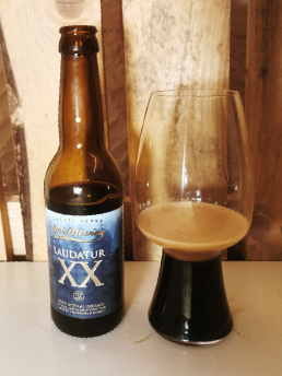 Sori Brewing Laudatur XX Special Release - Ale Blend aged in Tawny Port Wine + Heaven Hill Bourbon Barrels