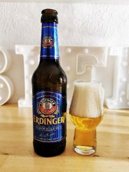 Erdinger Hefeweizen alkoholfrei