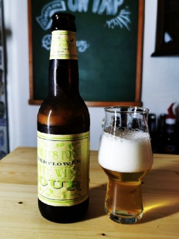 Flying Dutchman Nomad Brewery Russian White Wine Sour