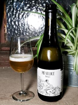 Pie Veloce Brux - Brett Ale