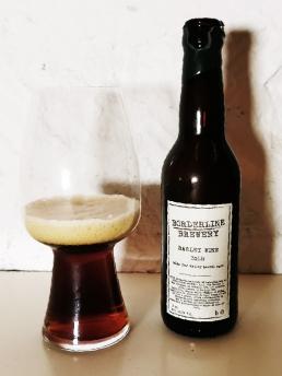 Borderline Brewery Barley Wine 2018