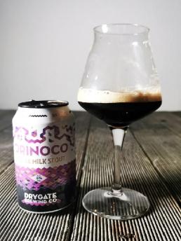 Drygate Orinoco - Mocha Milk Stout