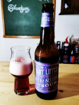 Flying Dutchman Nomad Brewery Nordic Berry Sour