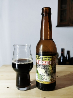 Uiltje Craft Beer honey porter