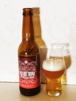 Brouwerij Emelisse Red Hot Tripel