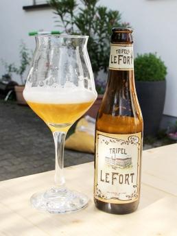 Brouwerij Omer Vander Ghinste - Tripel Le Fort