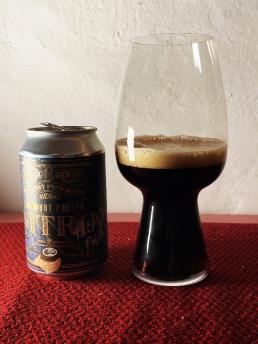 Bevog Heavy Pour Beer - Nitro Coconut Porter