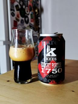 Brouwerij Kees Barrel Export Porter 1750