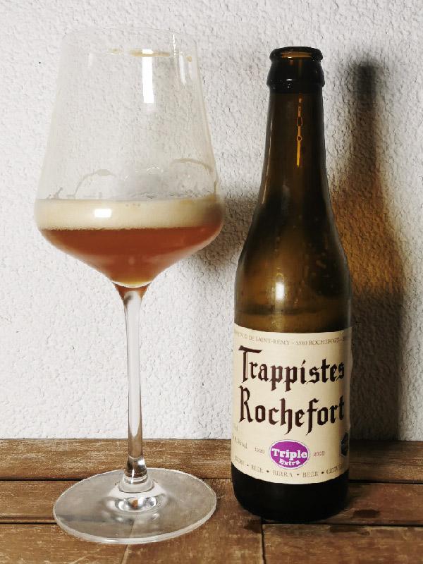 Trappist Rochefort - Triple Extra