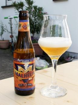 Malheur 10 - Belgian Blonde Ale