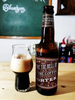 Flying Dutchman Nomad Brewery Capuccino Porter