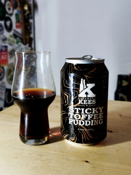 Brouwerij Kees Sticky Toffee Pudding