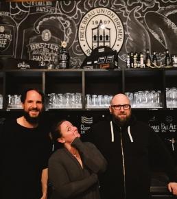 Union Brauerei Bremen Besuch 19