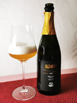 Oud Beersel BZART Lambiek Millésime 2018