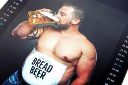 Bierbauch Kalender 2019 2