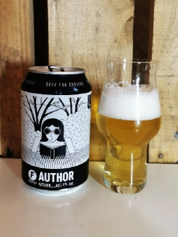 Author - Witbier