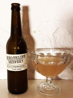 Borderline Brewery Berliner Weisse