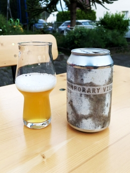 Blech Brut Temporary View - Hazy IPA