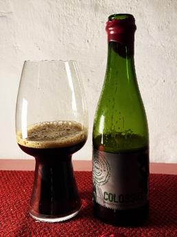 La Calavera La Calavera Colossus - Barley Wine aged in Sherry Barrels