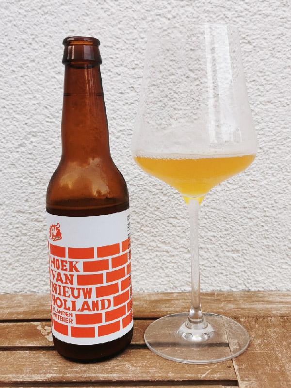 AF Brewing - Hoek van nieuw Holland - Eilanden Witbier