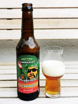 Steinbrenner's Hopfentee - Ale Mandarina