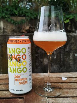 Steam Works Tango Tango Tango - Dry hopped Sour