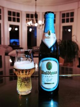 Waldhaus Bier hell