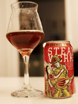 Steam Brewing - Red Ale