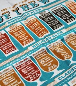 Stuart Gardiner Beer Towel 2