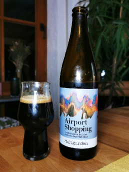 Airport Shopping - Confectionary Belgium Pralines Imperial Stout