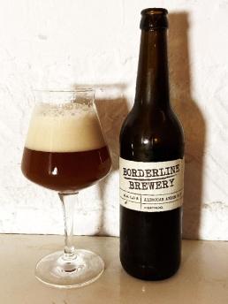 Borderline Brewery American Amber Rye