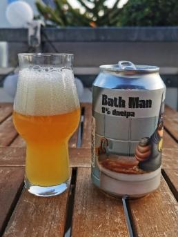 Lobik Brewery bath man