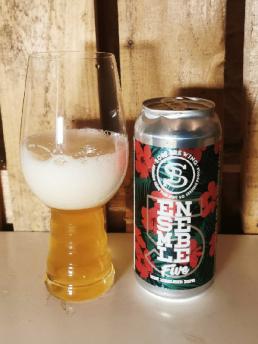 Sori Brewing Ensemble 5 - NEDIPA