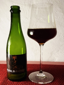La Calavera No Gods No Masters - Red Sour Barrel aged