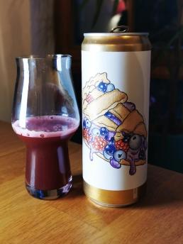 Brewski Tripple Berry Ale