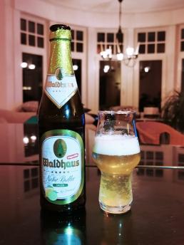 Waldhaus Bier naturradler sauer