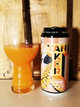 Brewery Tanker Popelsin - Orange & Carrot Zero Alcohol Berliner Weiße